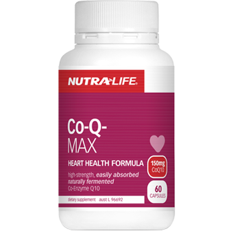 Nutra-Life CO-Q-Max