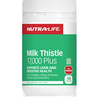 Nutra-Life Milk Thistle