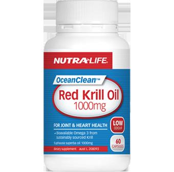 Nutra-Life Ocean Clean Krill Oil