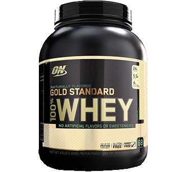 Optimum Natural 100% Whey Gold Standard
