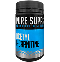 Pure Supps Acetyl L-Carnitine