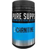 Pure Supps Carnitine