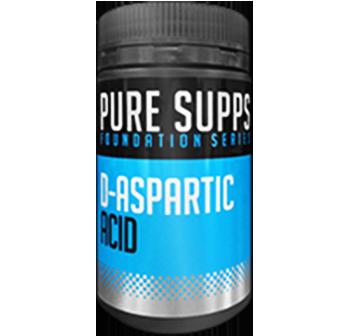 Pure Supps D-Aspartic Acid