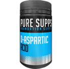 Pure Supps D-Aspartic Acid