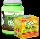 Skinny Protein GreenTea X50 Stack