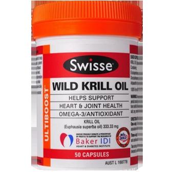 Swisse Wild Krill Oil