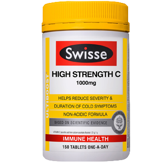Swisse High Strength C