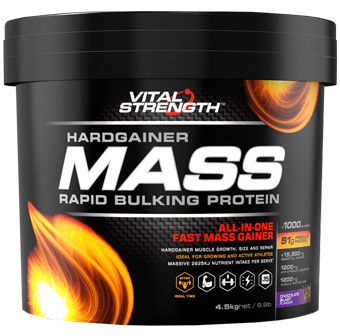 Vital Strength Hard Gainer Mass