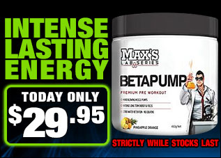 Maxs Lab Series BetaPump