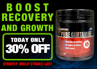 Next Generation Pure Glutamine