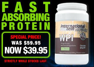 International Proteins WPI