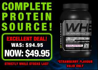 Cellucor Whey Performance Whey
