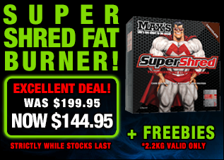 Max's Super Shred