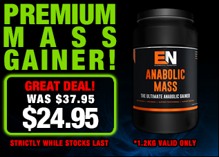 Elemental Anabolic Mass 1.2kg