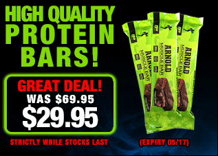 Arnold Muscle Bars
