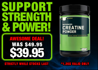 ON Creatine 1.2kg