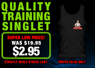 Mr Supplement Singlet