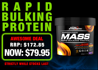 Vital Strength Hardgainer Mass