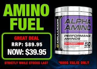 Cellucor Alpha Amino 600g