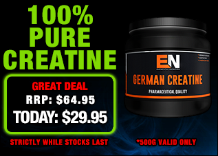 Elemental German Creatine 500g