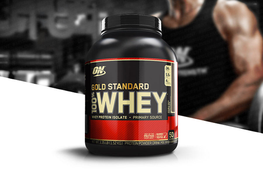 Optimum Nutrition 100 Whey Gold Standard | Mr Supplement Australia