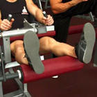 Seated Leg Curl - Phase 1