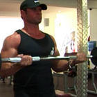 Barbell Bicep Curl - Phase 2