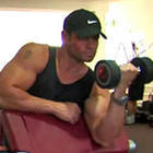 One Arm Dumbbell Preacher Curl - Phase 2