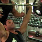 Barbell Shoulder Press - Phase 2