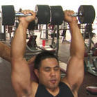Day 1 Exercise 1 - Dumbbell Shoulder Press