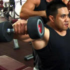 Dumbbell Seated Side Lateral Raise - Phase 3