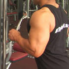 Tricep V Bar Pushdown - Phase 4