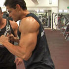 Tri Sets Triceps - Tricep Press Down & Tricep Dips