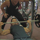 Tri Sets Chest - Incline Bench Press & Incline Fly