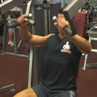Tri Sets Chest - Machine Press & Cable Cross Over