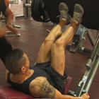 Tri Sets Legs & Quads - Leg Press & Duck Squats
