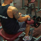 Tri Sets Calves - Seated Calf Raise & Toe Press