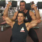 Tri Sets Shoulders - Shoulder Press & Side Lateral Raise