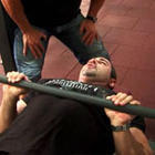 Mark Alvisi - Close Grip Bench Press