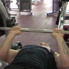 Close Grip Barbell Bench Press - Phase 1