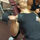 Incline Dumbbell Curl - Phase 4