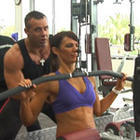 Ladies Wide Grip Lat Pulldown