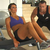 Ladies Cross Bench Ab Crunch