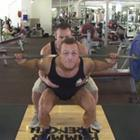 High Intensity Squats