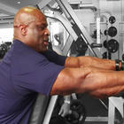 Ronnie Coleman - Hammer Strength Row