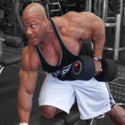Phil Heath - Dumbbell Row