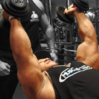 Phil Heath - Dumbbell Incline Tricep Extension