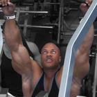 Phil Heath - Hammer Strength Wide Grip Pulldown
