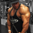 Phil Heath - Rope Tricep Press Down