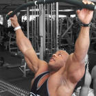 Phil Heath - Lat Pull Down